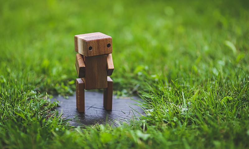 私達は、機械ではない、生きもの